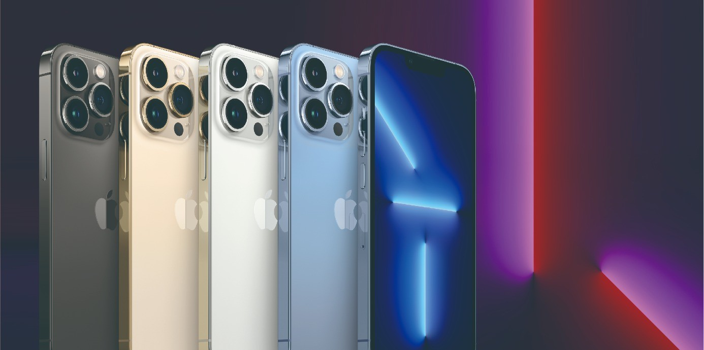iPhone 13四款機型新進化 ! 5大亮點有感升級
